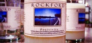 Rockford candle