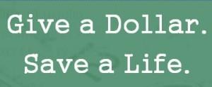 Give a dollar