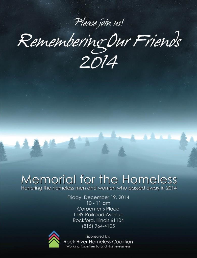 memorial homeless